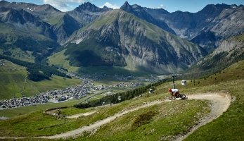 Video: Livigno s Gaspim