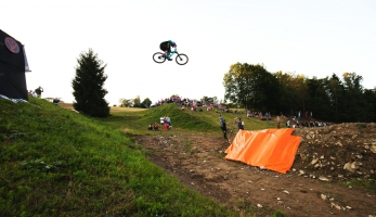 Report a foto: Loose Session Vítkovice - mega polety podruhé v Česku