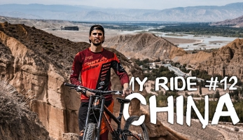 Video: Matěj Charvát - Rampage?! Last minute trip to China