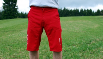 Test: kraťasy Maňana Wear Up and Down Shorts 3.0