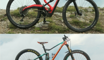 Video: Eurobike Media Days - Marin Wolf Ridge a Scott Genius
