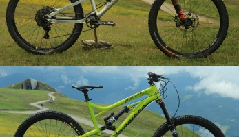 Video: Eurobike Media Days - Nicolai Ion 160 a Bionicon rEVO