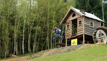 Spotcheck: jak jsme otevřeli Peklák - bikepark v České Třebové