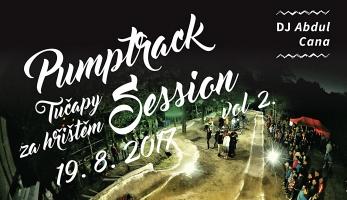 Pozvánka: Pumptrack Tučapy Session 2017 - noční závod podruhé