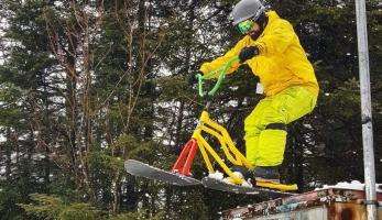 Snowscooty SnowBaaR: zima se blíží a SnowBaaR je na ni připraven