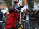 Video: Tomáš Slavík opět vítězí v městském sjezdu Urban DH Grasse