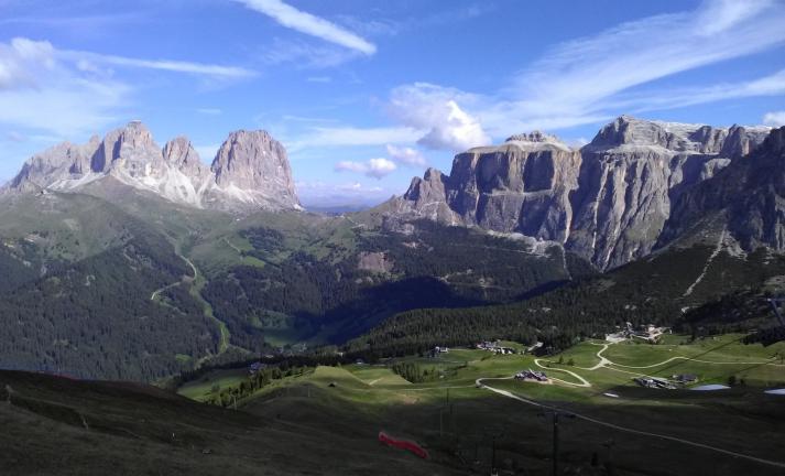 Report: SuperEnduro Canazei - enduro v pořádných horách