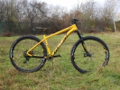 Test: Ghost Asket 4.9 AL - není hardtail, je to hardtrail