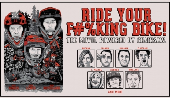 Video: RIDE YOUR F#%KING BIKE! - video od Ratboye