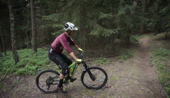 Video:  Filip Štrunc - Czech Trail 1