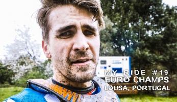 Video: Matěj Charvát - Mistrovství Evropy DHI 2018 - Lousa, Portugalsko