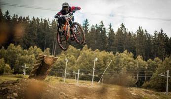 Report: Bikepark Kareš zažil skvělou otevíračku