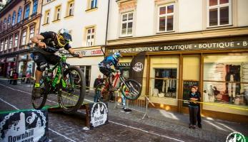 Report + video: Downhill City Tour Cieszyn aneb když levá není tou pravou