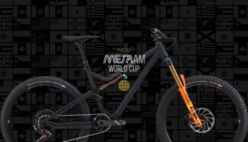 Novinka: Commencal META AM V4.2 World Cup s anodizací místo laku