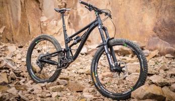 Bikecheck: černá Přémova střela Kellys Swag