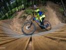 Report a video: Czech Downhill Tour 2018 Monínec - pozdě, ale přece