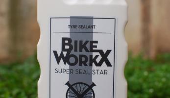 Test: BikeworkX Super Seal Star - bezdušový tmel funguje spolehlivě