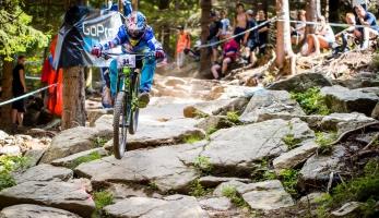 Report: Léčebné lázně Jáchymov Mistrovství České republiky downhill 2018