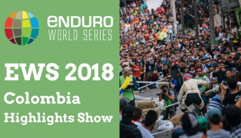 Video: druhé kolo EWS v Kolumbii v kompletním souhrnu