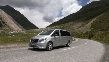Do Livigna s Mercedes-Benz Vito