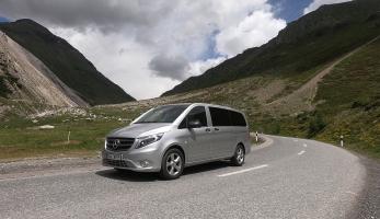 Do Livigna s Mercedes-Benz Vito