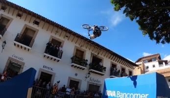 Report: Tomáš Zejda třetí na Taxco City Downhill Mexico