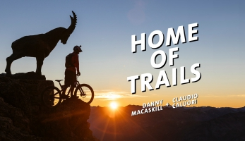 Video: Home of Trails  - MacAskill a Caluori objevují Graubunden