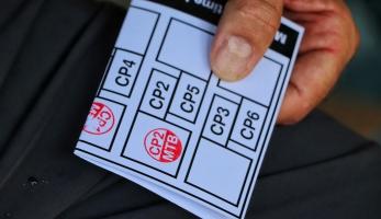 Report: MTB Rally - trasu neznáš, závodíš podle roadbooku