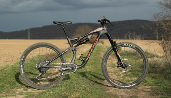 Test: Whyte G170 Carbon RS - freeride, co umí šlapat