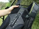 Test: Ergon BA2 E - batoh s chráničem páteře