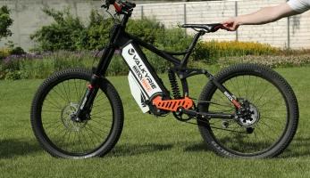 Test: prototyp Boxxbike Valkyrie na vlastní kůži