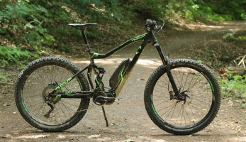 Test: ebike Kellys THEOS AM 70