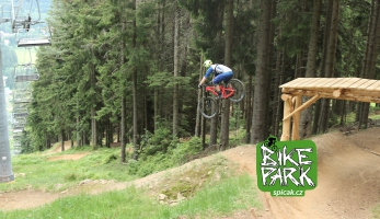 Video: d:key na návštěvě v Bikeparku Špičák