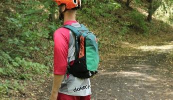 Test: SCOTT Trail Protect Evo FR 20 - nenápadný, ale šikovný batoh