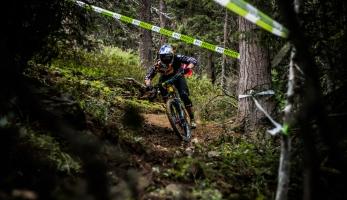 Report: Michal Prokop o 3Länder enduro Reschnepass