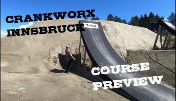 Video: Kuba Vencl - představuje dráhu na Crankworx v Innsbrucku