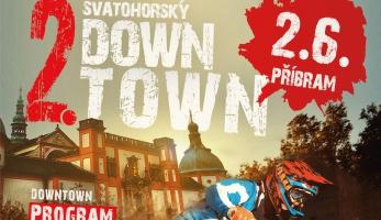Další zastávka Czech Downtown Series 2018 bude v Příbrami