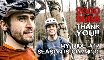 Video: Matěj Charvát - Sunday ride - Season is comming