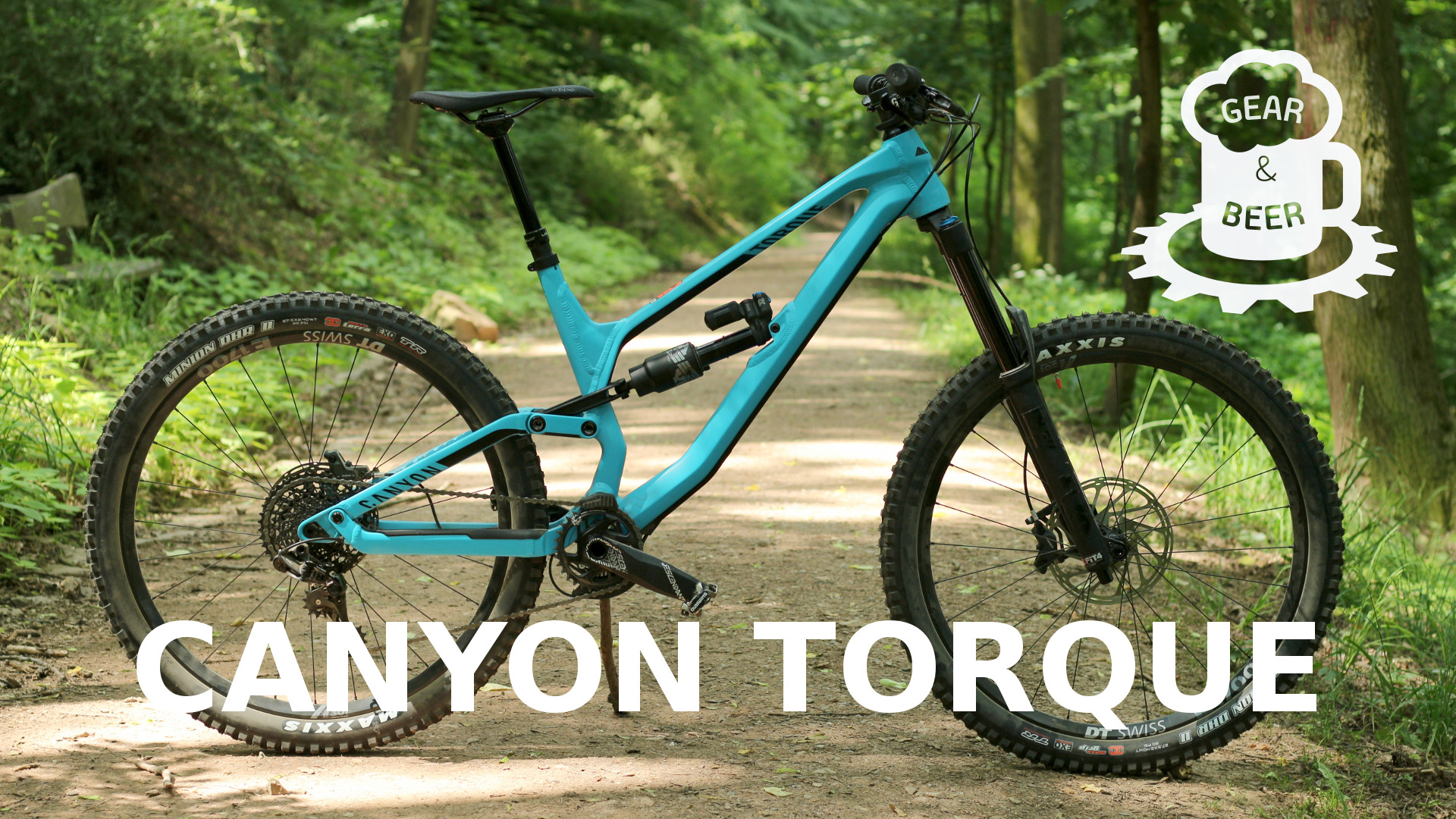 Canyon torque