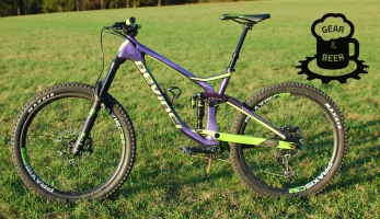 Gear & Beer - Devinci Spartan Carbon