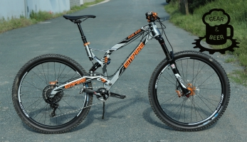 Gear & Beer - Empire Cycles MX6 Evo
