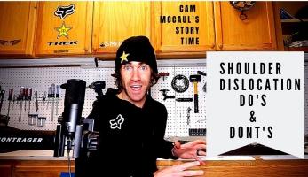 Video: Cam McCaul radí, co s vyhozeným ramenem