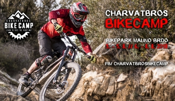 Pozvánka: CharvatBros Bike Camp 2018