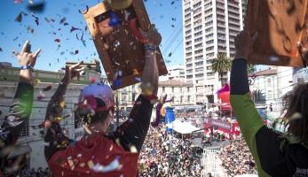 Tomáš Slavík obhájil vítězství na Red Bull Valparaiso Cerro Abajo 2018