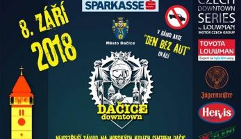 Pozvánka: Sparkasse Downtown Dačice již tuto sobotu