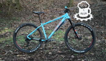Gear & beer - Whyte 905