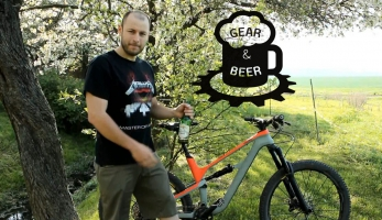 Gear & Beer - Canyon Spectral CF 9.0 Pro