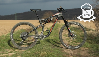 Gear & Beer - Whyte G170