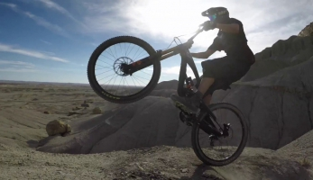 Video: Freeride in Green River