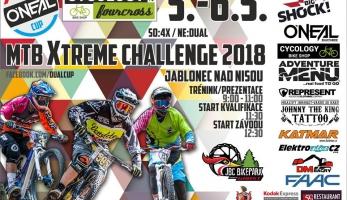 MTB XTREME CHALLENGE 2018 - Dual & 4X Cup startuje o víkendu v Jablonci